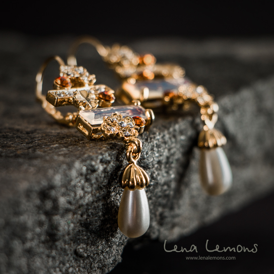Photography jewelry for online store