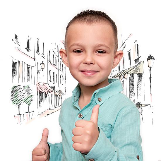 Детски фото сесии