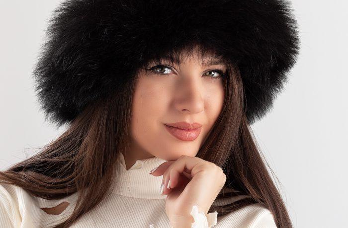 Продуктова фотография на шапки